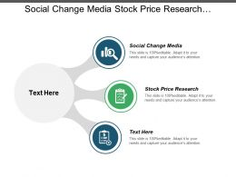 Social Change Media Stock Price Research Professional Behavior Cpb