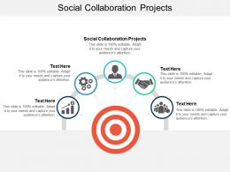 Social Collaboration Projects Ppt Powerpoint Presentation Styles Layouts Cpb