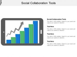 Social Collaboration Tools Ppt Powerpoint Presentation Styles Model Cpb