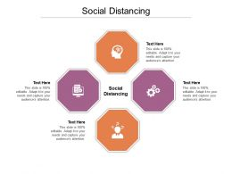 Social Distancing Ppt Powerpoint Presentation Icon Slides Cpb