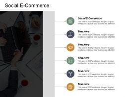 Social E Commerce Ppt Powerpoint Presentation Gallery Picture Cpb