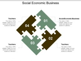 Social Economic Business Ppt Powerpoint Presentation Show Good Cpb