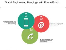 Social Engineering Hangings With Phone Email And Calls