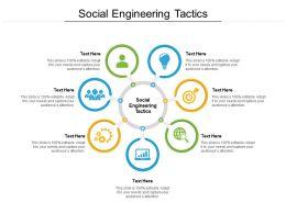 Social Engineering Tactics Ppt Powerpoint Presentation Summary Tips Cpb