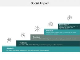 Social Impact Ppt Powerpoint Presentation Show File Formats Cpb