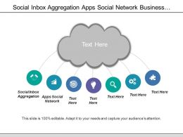 Social Inbox Aggregation Apps Social Network Business Intelligence