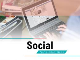 Social Individual Connected Network Representing Application