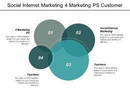 Social Internet Marketing 4 Marketing P S Customer Effort Cpb
