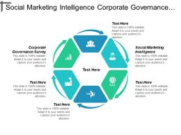 Social Marketing Intelligence Corporate Governance Survey Private Equity Statistics Cpb