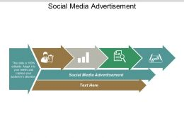 Social Media Advertisement Ppt Powerpoint Presentation Show Styles Cpb