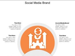 Social Media Brand Ppt Powerpoint Presentation Background Image Cpb