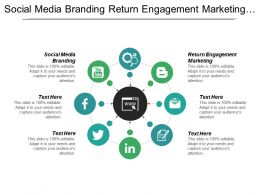 Social Media Branding Return Engagement Marketing Takes Traditional Content Cpb
