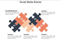 Social Media Brands Ppt Powerpoint Presentation Ideas Background Images Cpb