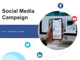 Social Media Campaign Strategy Technologies Marketing Measuring Business Framework