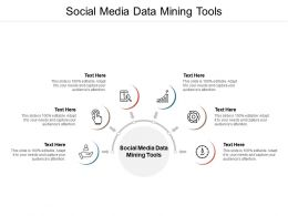 Social Media Data Mining Tools Ppt Powerpoint Presentation Gallery Portfolio Cpb