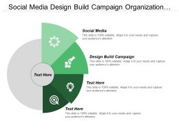 Social Media Design Build Campaign Organization Change Enablement