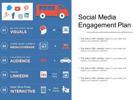 Social Media Engagement Plan