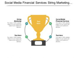 Social Media Financial Services String Marketing Direct Impact Marketing Cpb