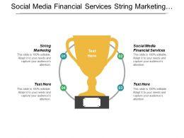 Social Media Financial Services String Marketing Direct Impact Marketing Cpb