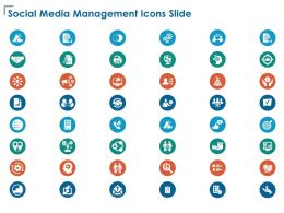 Social Media Management Icons Slide Handshake Social E109 Ppt Powerpoint Presentation Infographics Pictures