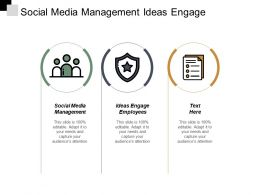 Social Media Management Ideas Engage Employees Information Technology Cpb