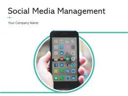 Social Media Management Implement Optimize Management Cost Opportunity