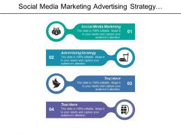 Social Media Marketing Advertising Strategy Marketing Business Plan Cpb
