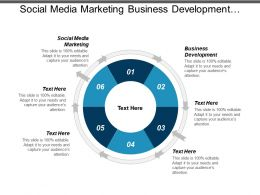 Social Media Marketing Business Development Investment Management Trading Strategy Cpb