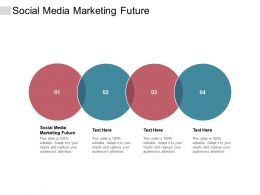 Social Media Marketing Future Ppt Powerpoint Presentation Pictures Cpb