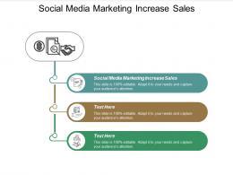 Social Media Marketing Increase Sales Ppt Powerpoint Presentation File Portrait Cpb