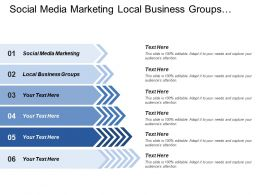 Social Media Marketing Local Business Groups Strategic Partnerships