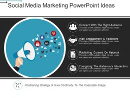 Social Media Marketing Powerpoint Ideas