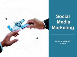 Social Media Marketing Powerpoint Presentation Slides