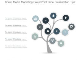 Social Media Marketing Powerpoint Slide Presentation Tips