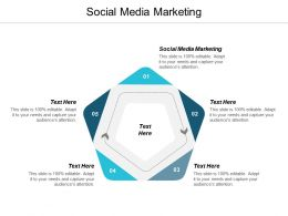 Social Media Marketing Ppt Powerpoint Presentation Ideas Graphic Images Cpb