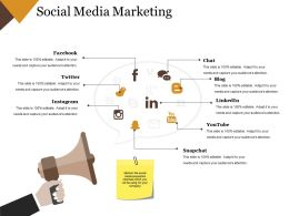 Social Media Marketing Presentation Examples