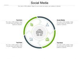 Social Media Ppt Powerpoint Presentation Inspiration Portfolio Cpb