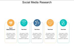 Social Media Research Ppt Powerpoint Presentation Model Graphics Cpb