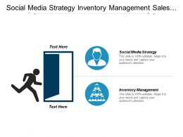 Social Media Strategy Inventory Management Sales Management Workers Compensation Cpb