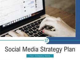 Social Media Strategy Plan Business Engagement Awareness Statement Management