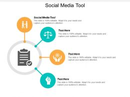 Social Media Tool Ppt Powerpoint Presentation Infographic Template Microsoft Cpb