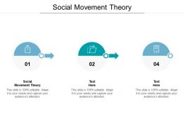 Social Movement Theory Ppt Powerpoint Presentation Outline Display Cpb