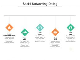 Social Networking Dating Ppt Powerpoint Presentation Portfolio Designs Download Cpb