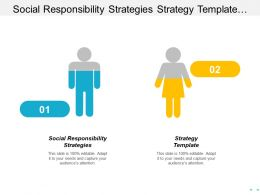 Social Responsibility Strategies Strategy Template Corporate Strategy Development Cpb