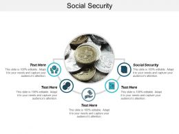 Social Security Ppt Powerpoint Presentation Icon Graphic Tips Cpb