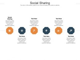 Social Sharing Ppt Powerpoint Presentation Infographic Template Graphics Download Cpb