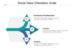 Social Value Orientation Scale Ppt Powerpoint Presentation Show Gridlines Cpb
