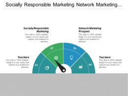 Socially Responsible Marketing Network Marketing Prospect Business Marketing Cpb