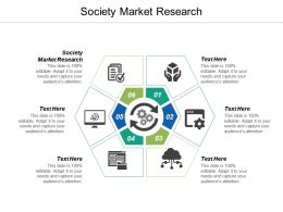 Society Market Research Ppt Powerpoint Presentation Model Layout Cpb