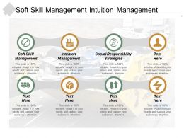 Soft Skill Management Intuition Management Social Responsibility Strategies Cpb